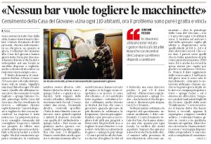 """Articolo di Marianna Bruschi su """"la Provincia Pavese"""" del 2/4/2013"""