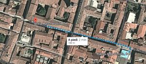 Inefficacia del distanziometro pavese: dal Taramelli alla sala slot sotterranea solo 180 metri.