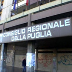 La sede del consiglio regionale pugliese