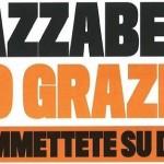 Il banner della campagna contro GazzaBet lanciata dai giornalisti della Gazzetta