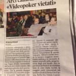 Slot bandite dagli ARCI targati PV