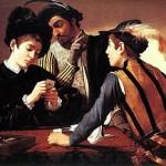 Caravaggio, I bari.