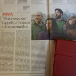 """Da """"la Provincia Pavese"""" dell'8 dicembre 2013"""